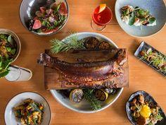 The 38 Essential Portland Restaurants, Winter 2020 Portland Oregon Restaurants, Seafood Restaurant, Fine Dining, Ethnic Recipes, Life Aquatic, Wes Anderson, Driftwood, Winter, Owl