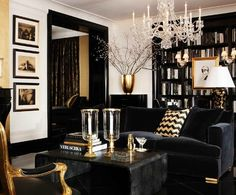 Dark-n-sexy living room