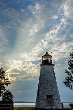 Concord Point Lighthouse, Havre de Grace, MD