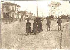 Greek History, Thessaloniki, Greece, Modern, Painting, Vintage, Art, Greece Country, Art Background