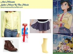 Ami Mizuno   Sailor Moon R: The Movie