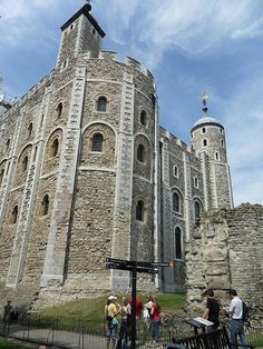 Tower Of London.