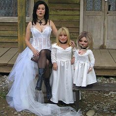 The Brides of Chucky.