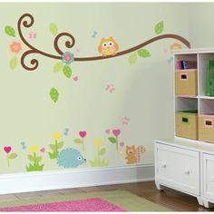 babyzimmer gestalten bambi | disney murals for play room ... | {Babyzimmer gestalten 89}
