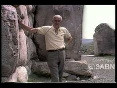 The rock formations at the beginning of this video are incredible! It also shares the story of how the Hittites were found.