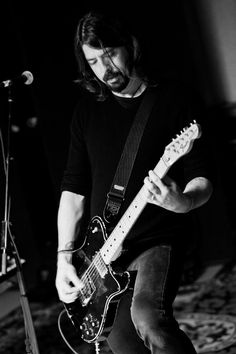 Dave Grohl -Sound City still