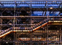 Centre Pompidou | Flickr - Photo Sharing!