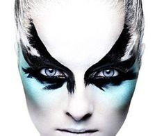 makeup masks? Too harlequin for 1930's New York pageboys?