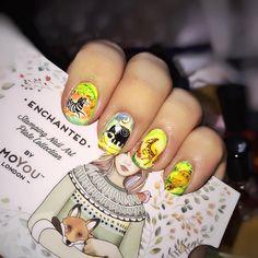"""""""#moyoulondon #moyou #nails #nailart"""""""
