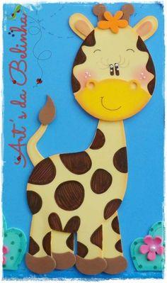 Kids Crafts, Foam Crafts, Diy Arts And Crafts, Craft Stick Crafts, Preschool Crafts, Jungle Theme Birthday, Safari Theme, Foam Sheets, Animal Crafts