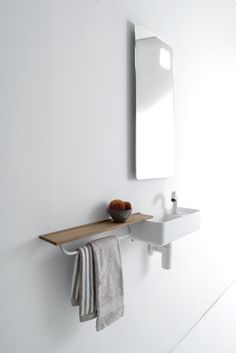 Uncharted Waters Falper maps the future of bathroom design