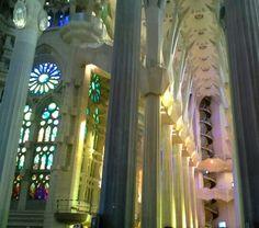 Sin palabras Just Amazing, Barcelona, Architecture, Sagrada Familia, Words, Arquitetura, Barcelona Spain, Architecture Design