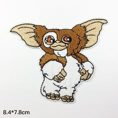 New to craftapplique on Etsy: Cartoon patch Embroidery patches patch Embroidered patch iron on patch sew on patch 8.47.8cm A177 (2.30 USD)