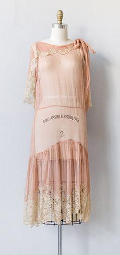 la corsaire   vintage 1920s dress