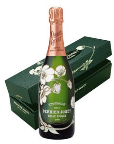 """my all time favorite """"Perrier Jouet"""" With the hand drawn flowers on the bottle"""