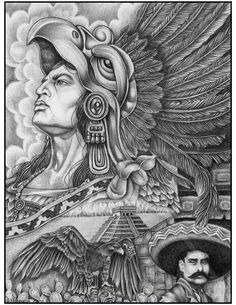 How to Draw Chicano Art – Classic How to Draw Chicano Art In 2018 Chicano Tattoos, Chicano Drawings, Inka Tattoo, Aztec Warrior Tattoo, Aztec Drawing, Arte Lowrider, Aztecas Art, Mexican Artwork, Mexican Art Tattoos