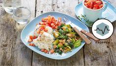 Brosme har en smak som minner om hummer og det faste fiskekjøttet tåler sterk varme. Derfor egner det seg utmerket til ovnsbaking. Server med friskt og deilig tilbehør.