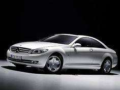 Mercedes-Benz-CL600