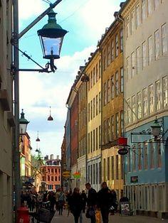 Fiolstræde, Copenhagen, Denmark