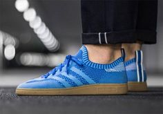 """Every adidas archival model could be featured in Primeknit eventually. The woven material is such a diverse technological upgrade that there's no questioning why adidas is obsessed with dressing archival silhouettes in it. The cleverly named """"Very Spezial Pack"""" brings … Continue reading →"""