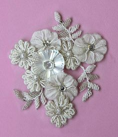 Hey, I found this really awesome Etsy listing at https://www.etsy.com/listing/176643873/swarovski-crystal-embroidery-aster