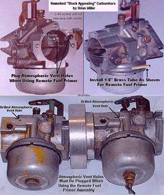Symptoms Of Bad Carburetor Lawn Mower
