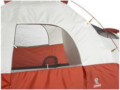 "Amazon.com : Coleman 8-Person Red Canyon Tent, 204"" L x 120"" W x 72"" H : Sports & Outdoors"