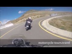 A ride to the clouds to the highest mountain road in Romania - Transalpina Road m in altitude). The BMW motorcycles rental from Turda made the motorcyc. Transylvania Romania, Bmw Motorcycles, Eastern Europe, Country Roads, Tours, Mountain, Advice, Sewing, Nice Asses