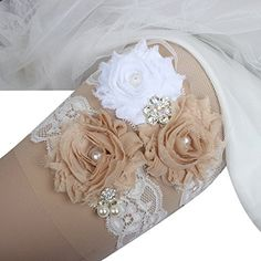 IUMN Wedding Garter Bridal Wedding accessories Bride Gift Lace