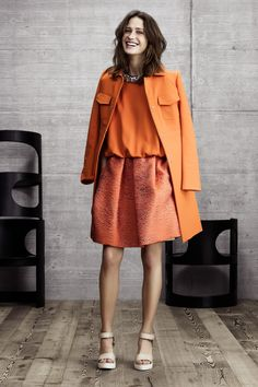 Modissa, Fashion and Creative Direction / Photography: Jimmy Backius / Model: Emma Leth New Fashion, Trendy Fashion, Fashion Tips, Fashion Design, Photography Women, Fashion Photography, Spring Purses, Hourglass Body, Ss 15