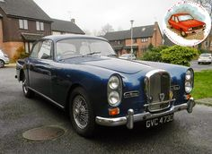 World Of Classic Cars: Alvis TF21 - World Of Classic Cars -