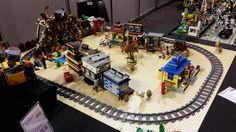 LEGO Fan Expo 2016