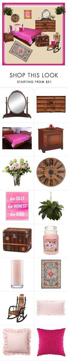 """""""Cozee Quilts"""" by charmedheartz on Polyvore featuring artless, DutchCrafters, LSA International, Stupell, Nearly Natural, Yankee Candle, Kate Spade, Safavieh, Pine Cone Hill and Pottery Barn"""