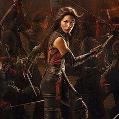 elektra cosplay daredevil season 2 - Google Search