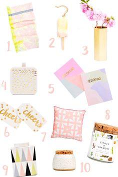 mahalolena   10 Gifts I love from LEIF Shop   http://mahalolena.com