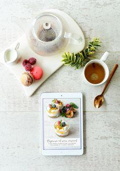 Weekly food planner menu