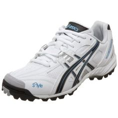 ASICS Women's GEL-V Cut Turf Field Shoe,White/Black/Silver,10.5 B US ASICS. Save 24 Off!. $64.99