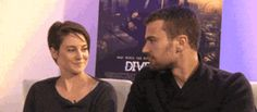 Major News For Shailene Woodley & Theo James -- The Divergent Sequel Is HAPPENING!!!
