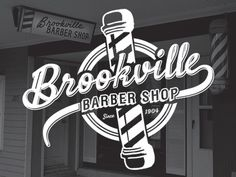 Brookville barber shop