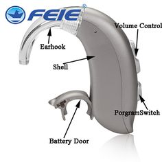 BTE behind ear  Ear Sound Amplifier BTE Digital Hearing Aid Dropshipping MY-16