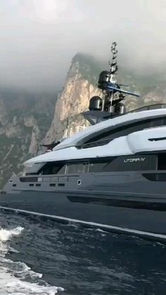 Yacht Design, Boat Design, Super Yachts, Volkswagen Bus, Bateau Yacht, Ski Nautique, Yacht Interior, Yacht For Sale, Luxury Yachts