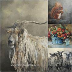schilderijen met uiteenlopende voorstellingen
