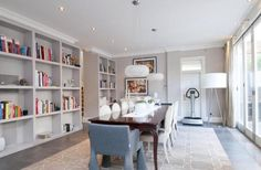 4 bedroom detached house for sale in Sutherland Avenue, London - Rightmove Open Plan Kitchen Living Room, Open Plan Living, Elegant Dining Room, Cinema Room, Reception Rooms, Detached House, Dining Area, Property For Sale, Lounge