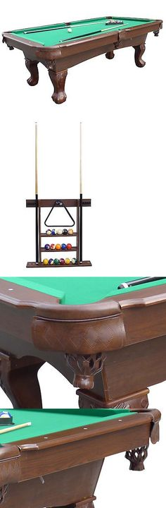 Tables 21213: 47 Children Kid Billiard Pool Table Indoor Game Cues Balls  Billiards Set Toy Us  U003e BUY IT NOW ONLY: $78.32 On EBay!