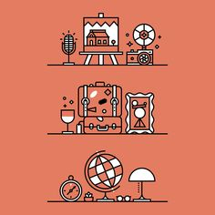 spot illustrations by Tamer Koseli