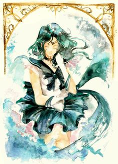 Sailor Neptune fanart