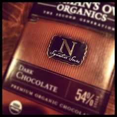 P22 Cezanne on Newman's Own Chocolate