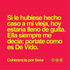94 Me gusta, 0 comentarios - Coherenciaporfavor (@coherenciaporfavor) en Instagram