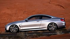The BMW 4 series coupe looks best from the side, with nice lines and proportions. The front and rear are generic BMW, with no new thinking, which is a pity