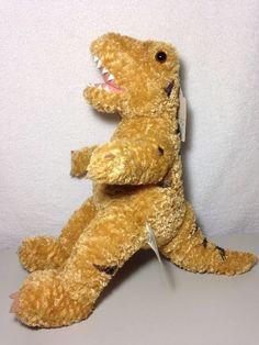 8a301774430 Dinosaur T-Rex Build A Bear BABW Plush New With Tag